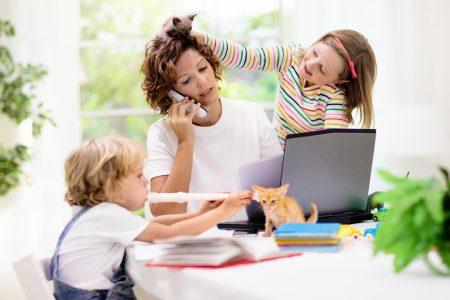 Praca a obowiązki domowe