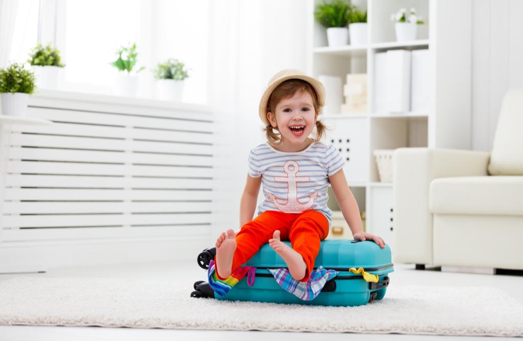 Pierwsze zagraniczne wakacje z dzieckiem